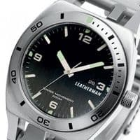 Leatherman Tread Tempo Wearable Multitool Watch - Stainless